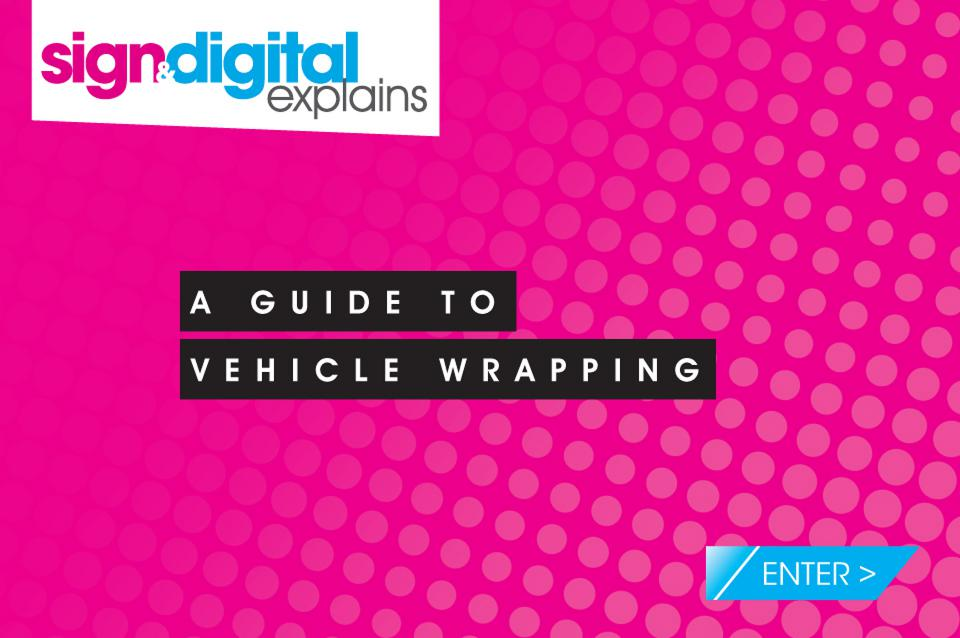 Guide to Vehicle Wrapping Front Cover