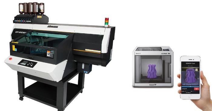 Hybrid Services to debut brand new Mimaki desktop 3D printer at Sign